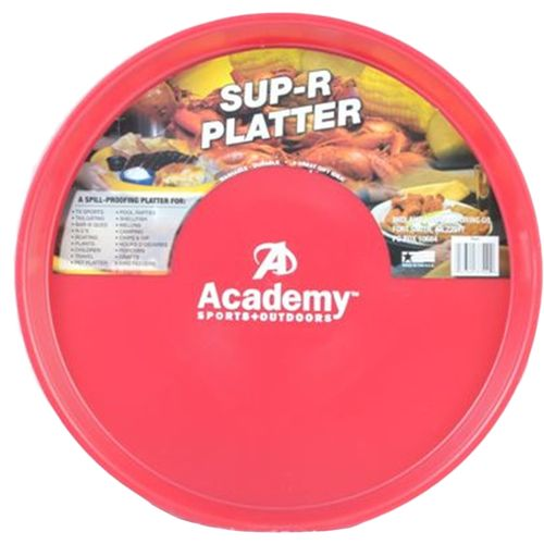 Image for Academy Sports + Outdoors™ Sup-R Platter from Academy