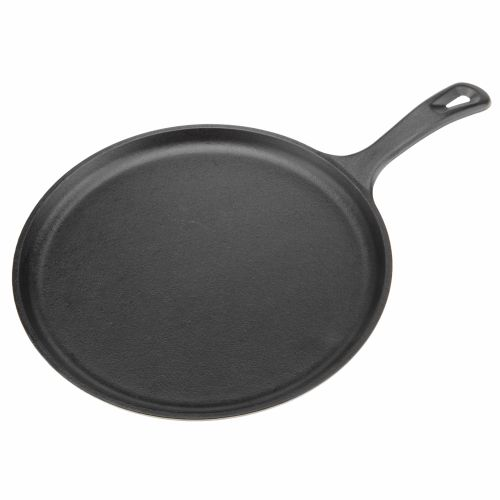 "Display product reviews for Lodge Logic 10-1/2"" Round Griddle"