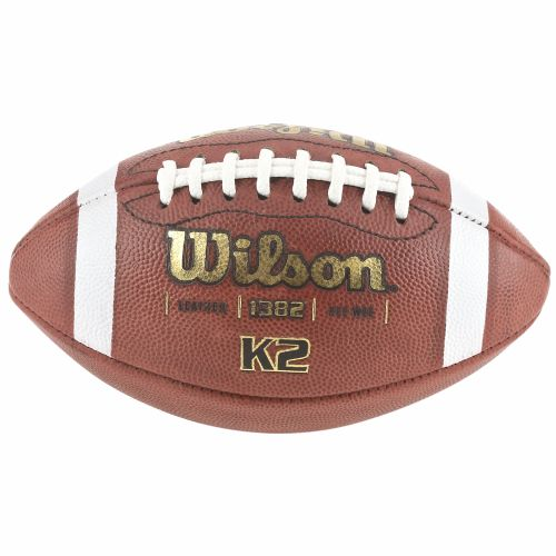 Wilson K2 Traditional Peewee Football - view number 1