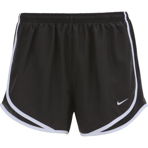 black nike shorts womens