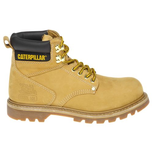 Display product reviews for Cat Footwear Men's Second Shift Steel Toe Work Boots