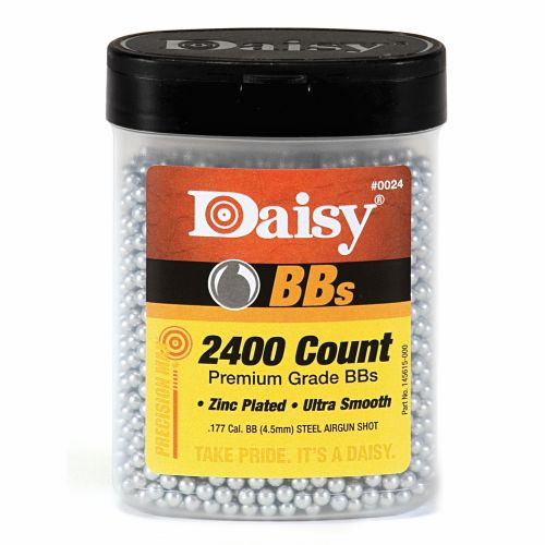 Display product reviews for Daisy® Precision Max Premium BBs 2,400-Count