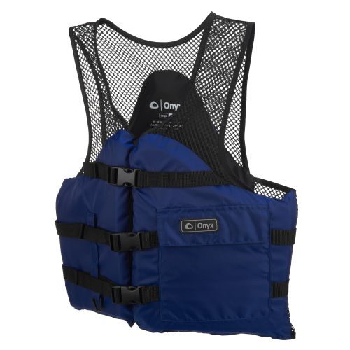 Display product reviews for Onyx Outdoor Adults' Mesh Classic Sport Flotation Vest