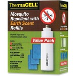 ThermaCELL Mosquito Repellent Refills with Earth Scent Value Pack