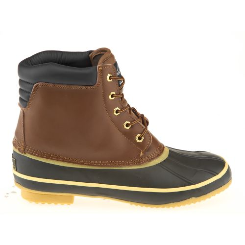 Polar Edge® Men's Insulated Rubber 5-Eye Duck Boots