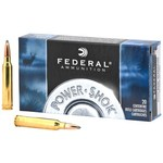 Federal Premium® Ammunition Power-Shok® 7mm Remington Magnum 150-Grain Centerfire Rifle Am