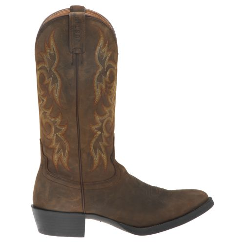 Display product reviews for Justin Men's Stampede™ Cowboy Boots