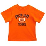 Viatran Toddlers' Auburn University Team Football T-shirt