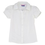 Austin Clothing Co.® Girls' BTS Short Sleeve Princess Line Blouse
