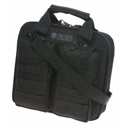 Tactical Performance Double Pistol Case