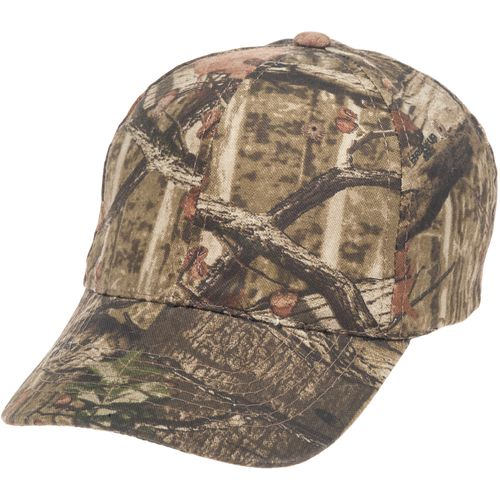 Image for Outdoor Cap Kids' 6-Panel Camo Twill Cap from Academy
