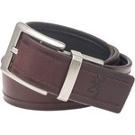 Browning Logo Buckle Reversible Belt