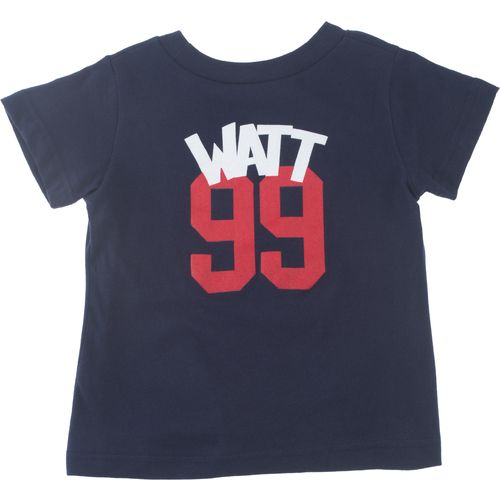 NFL Toddlers' Houston Texans J. J. Watt #99 Whirlwind T-shirt - view number 2