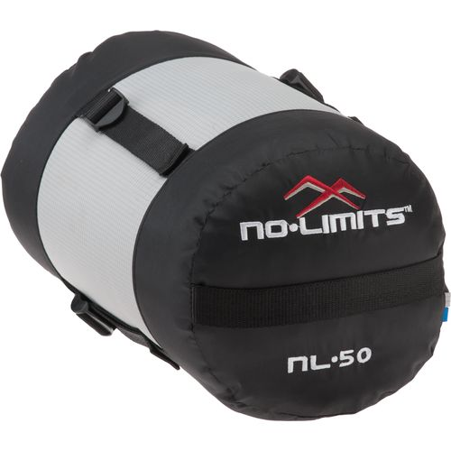 Image for No Limits™ 50°F Mummy Sleeping Bag from Academy
