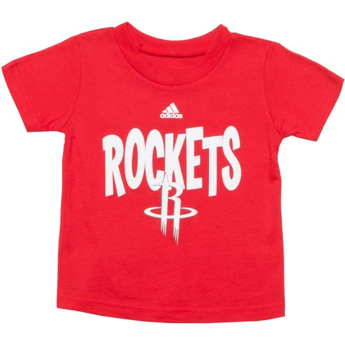 adidas™ Toddlers' Houston Rockets James Harden #13 Whirlwind T-shirt