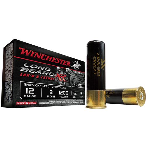 Winchester Long Beard XR 12 Gauge 3 inches 5 Shot Shotshells - view number 1
