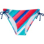 Aqua Couture Women's Stripe Story Hipster Swim Bottom