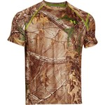 Under Armour® Men's EVO Scent Control™ Realtree AP Xtra® Camo Short Sleeve Shirt