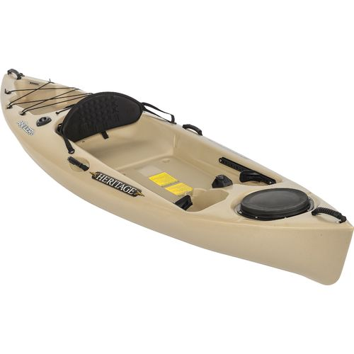 Display product reviews for Heritage Angler 10 ft Sit-On-Top Fishing Kayak