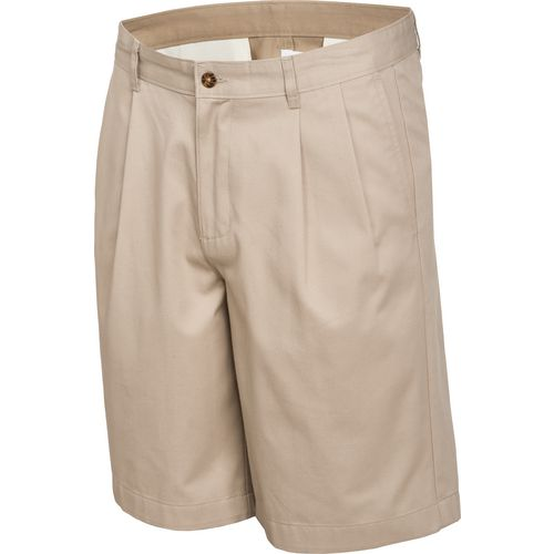 Austin Trading Co. Men's Pleated Front Twill Uniform Short
