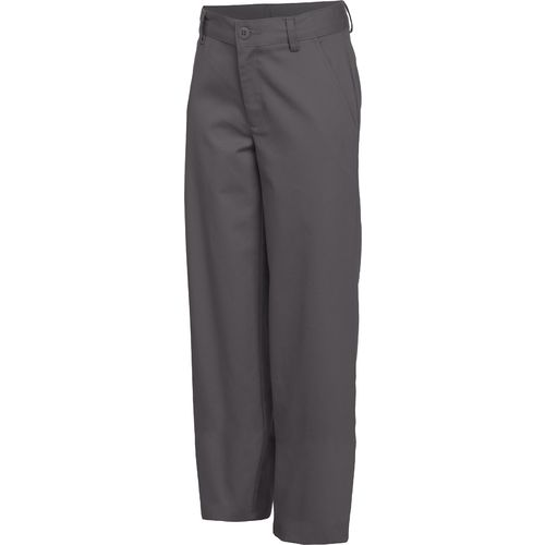 Austin Trading Co.™ Boys' Flat Front Twill Uniform Pant