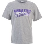 Viatran Kids' Kansas State University Full Melon T-shirt