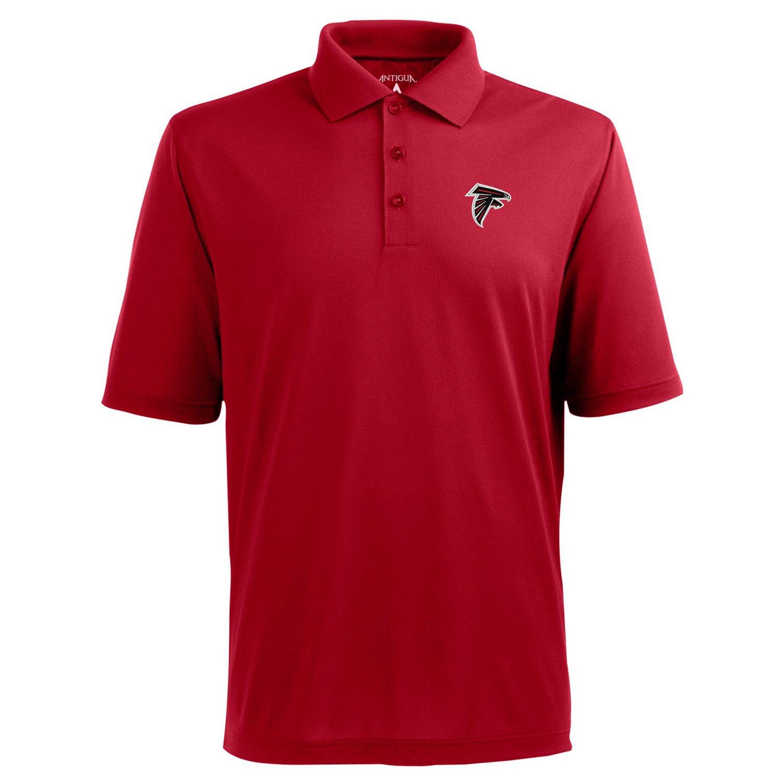 Display product reviews for Antigua Men's Atlanta Falcons Piqué Polo