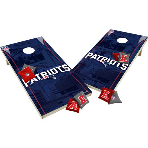Wild Sports Tailgate Toss XL SHIELDS New England Patriots