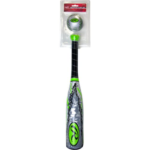 Rawlings® Kids' Metallic Softee Bat and Ball Set