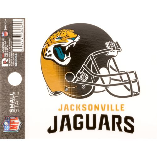 Rico Jacksonville Jaguars Static Cling Decal