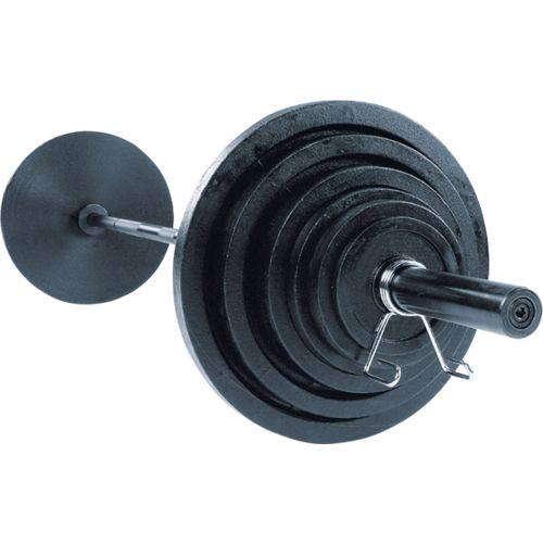 Body-Solid 400 lb. Olympic Weight Set