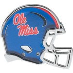 Stockdale University of Mississippi Auto Emblem