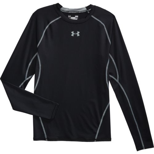 Under Armour Men's HeatGear Armour Long Sleeve T-shirt - view number 3