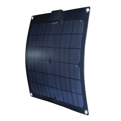 Nature Power 15W Semiflex Monocrystalline Solar Panel
