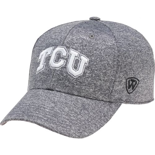 Top of the World Adults' Texas Christian University Steam Cap