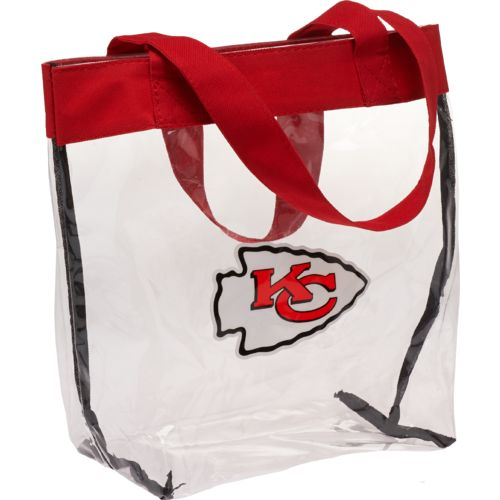 Forever Collectibles™ NFL Team Stadium Clear Tote Bag