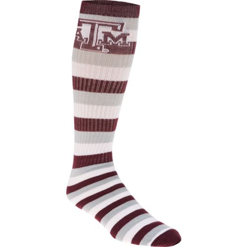 For Bare Feet Adults' Texas A&M University Pro Stripe Tube Socks