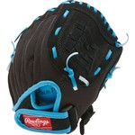 Rawlings Youth Savage Basket-Web 10 in Pitcher/Infield Glove - view number 3