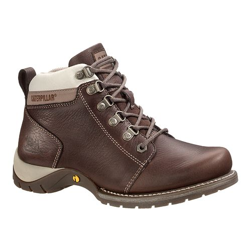 Cat Footwear Women's Carlie Steel-Toe Work Boots