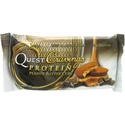 Quest™ Nutrition Cravings Peanut Butter Cups - view number 1
