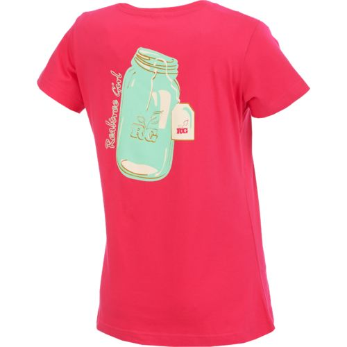 Realtree Girl Juniors' Fitted Sweet Tea T-shirt