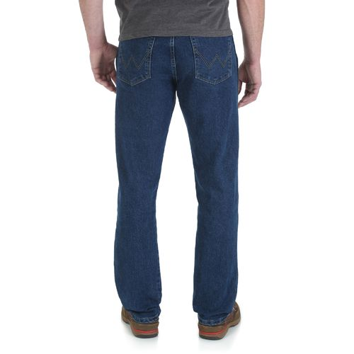 Wrangler Men's Rugged Wear Advanced Comfort Regular Straight Jean - view number 2