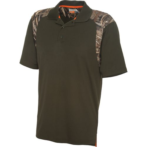 Magellan Outdoors™ Men's Camo Pieced Polo Shirt
