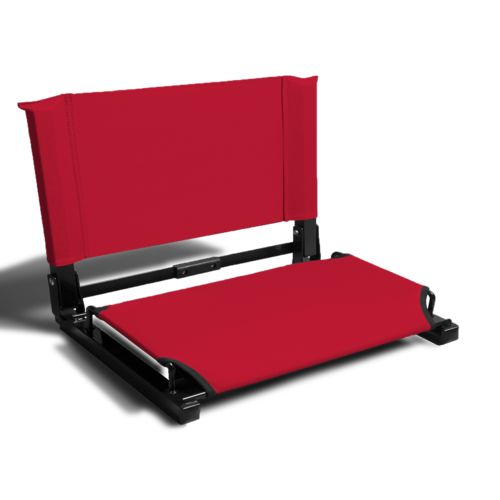 Display product reviews for The Stadium Chair Company Deluxe StadiumChair