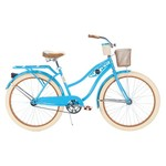 "Huffy Women's 26"" Deluxe Cruiser Bicycle"