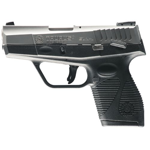 Taurus 709 Slim 9mm Semiautomatic Pistol