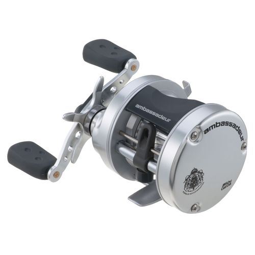 Abu Garcia Ambassadeur S Round Baitcast Reel Right-handed - view number 1