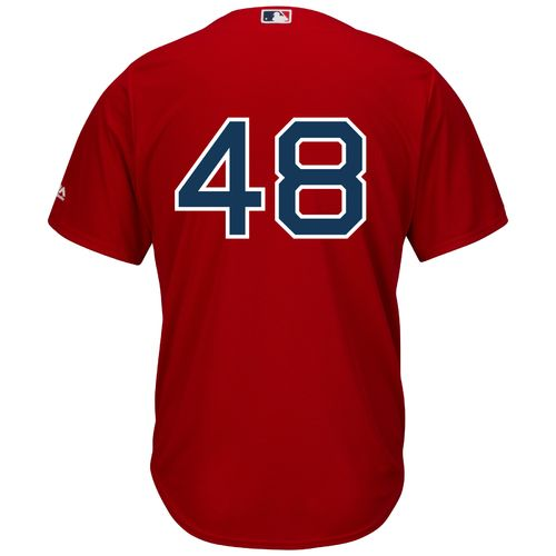 Majestic Men's Boston Red Sox Pablo Sandoval #48