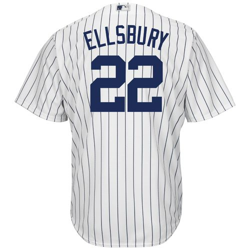Majestic Men's New York Yankees Jacoby Ellsbury #22