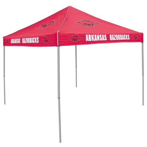 Logo University of Arkansas Straight-Leg 9 ft x 9 ft Color Tent  sc 1 st  Academy Sports + Outdoors & Team Canopies | Academy